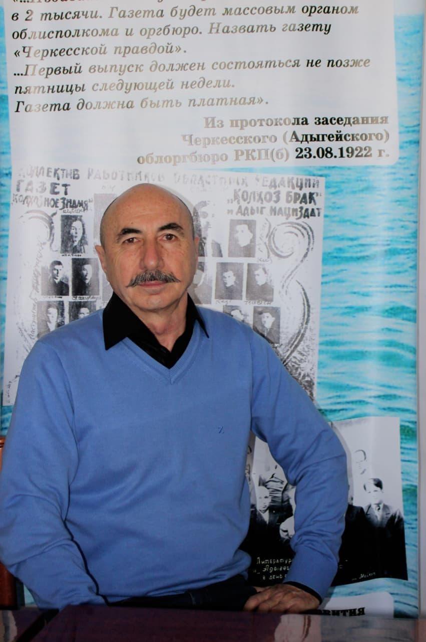 Народный артист России и Адыгеи Мурат Кукан сделал свой выбор