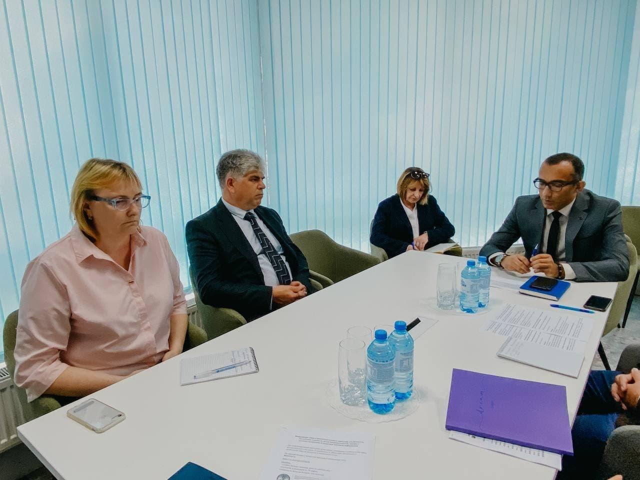 ЦУР Адыгеи и руководители Комитетов РА договорились о сотрудничестве
