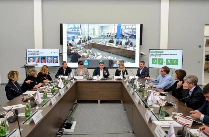 Адыгейский госуниверситет получит грант в размере 100 млн. рублей