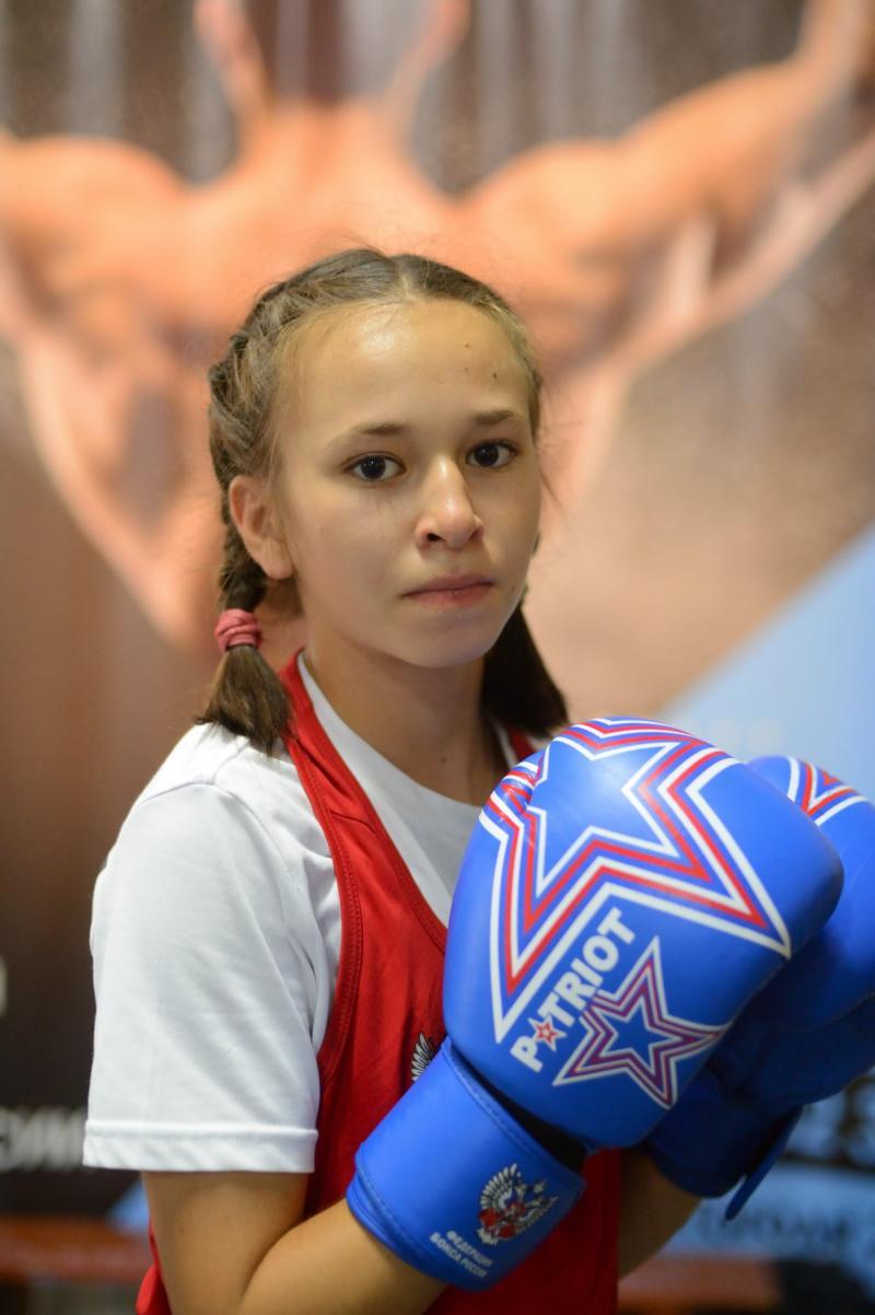 Чемпионка Европы. Материал «СА» о боксере из Майкопского района Софии Максюте