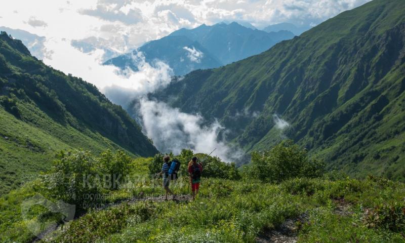 Кавказский заповедник объявил фотоконкурс ко Дню туризма