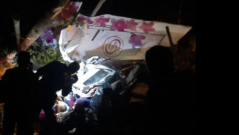 Найден черный ящик упавшего под Иркутском самолета L-410