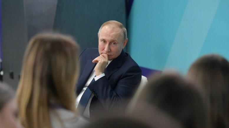 Президент России встретится со школьниками в эфире II Просветительского марафона «Новое Знание»