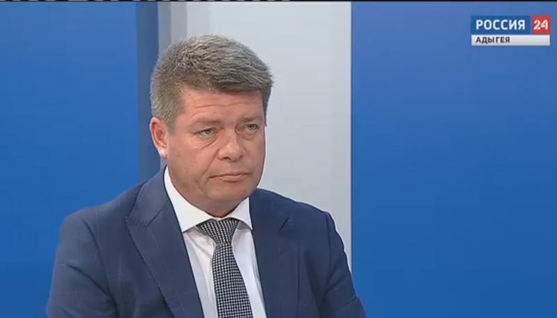 Руководитель Адыгеяавтодора рассказал, насколько регион перевыполнит план по ремонту дорог