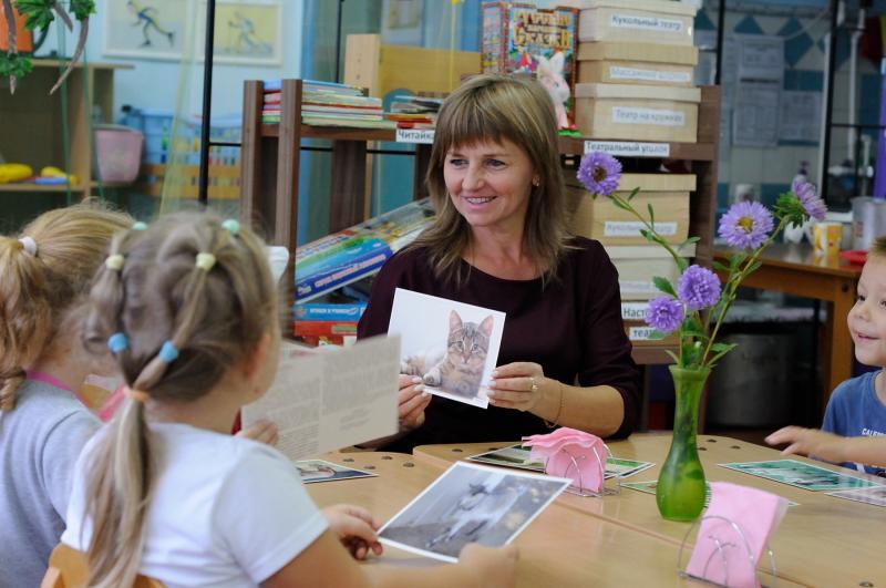 Светлана Белимова: «Воспитатель должен любить свою профессию и посвящать себя ей полностью»