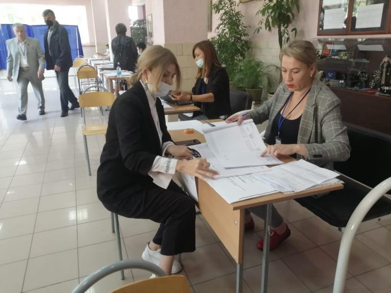 В Адыгее проходит первый день голосования