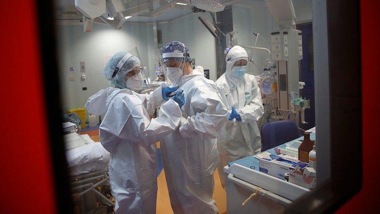 В России впервые с августа выявили больше 19 тысяч новых случаев коронавируса