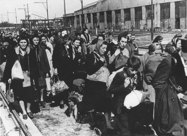 Обнародованы документы о жестокой депортации немцев из послевоенной Польши