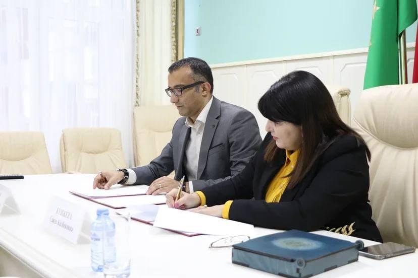 Центр управления регионом Республики Адыгея и МГТУ подписали соглашение о сотрудничестве